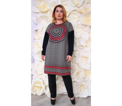Платье-туника Сати