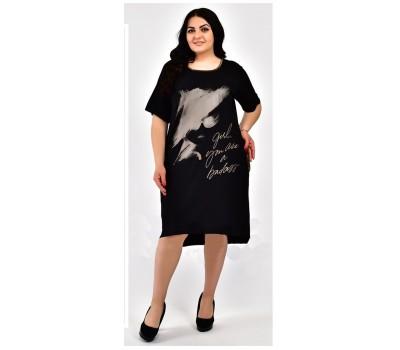Платье-туника Сохо