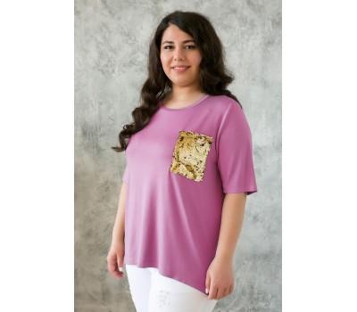 Женская футболка Эдда