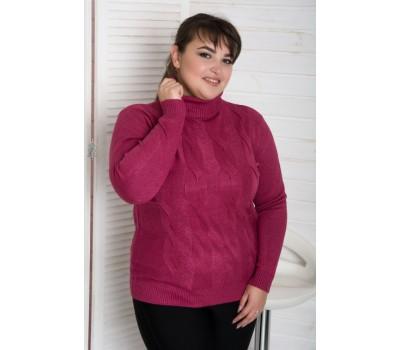 Женский свитер 03