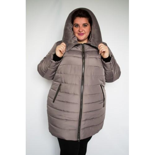 Пальто Чикаго зима