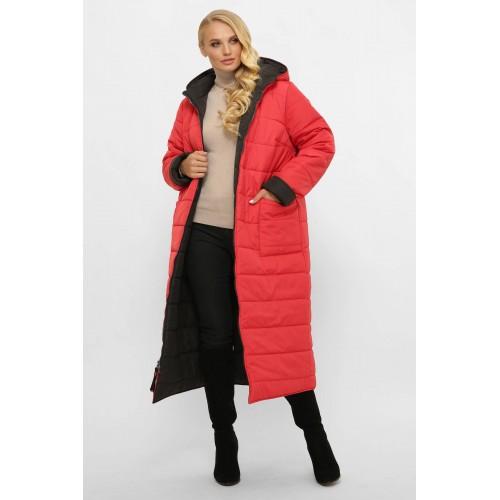 Двустороннее пальто Поли